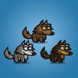 Tiny Wolves