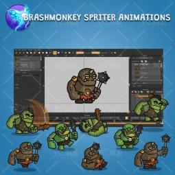 Ogre - Brashmonkey Spriter Character Animation