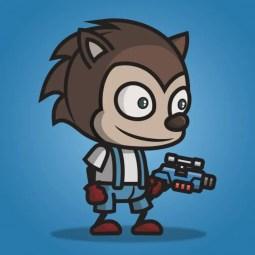Hedgehog Guy