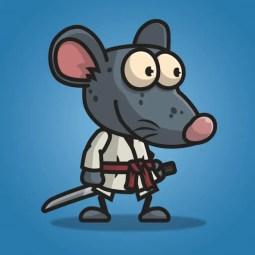 Samurai Mouse