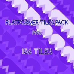 Platformer Tiles Pack 02 - 2D Game Tileset