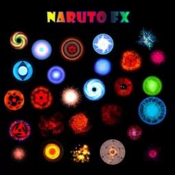Naruto FX - Game Visual Effect