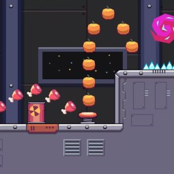 Spacehip Area - 2D Game Tileset