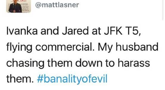 Matthew Lasner tweet