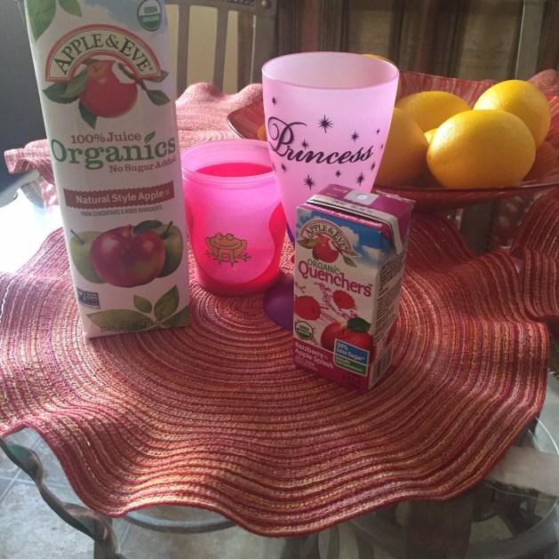 Apple & Eve Organics Apple Juice and Quenchers Juice Box
