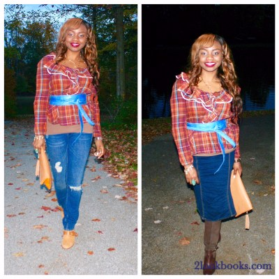 Mad about Pretty Plaid