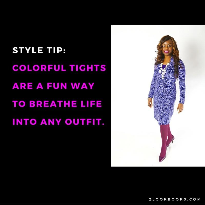 Colorful Tights Fun