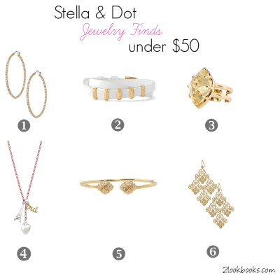 Stella & Dot under $50 Last Minute Gift Ideas