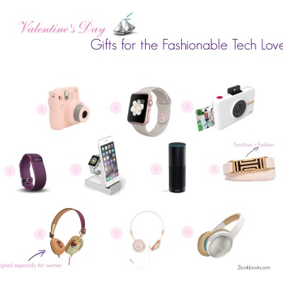 Valentine's Picks for the Techie-Fashionista