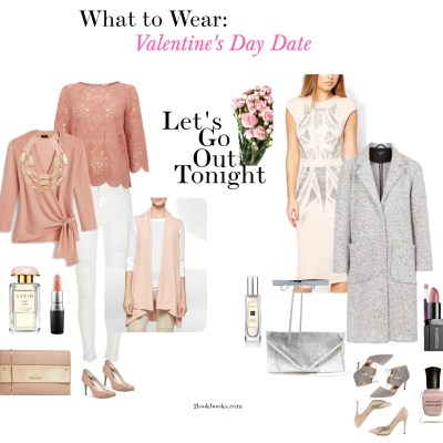 3 Outfits for Valentine's Date Night