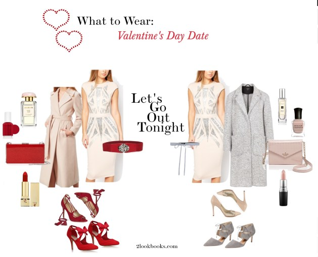 What to Wear-Valentine's Date Night
