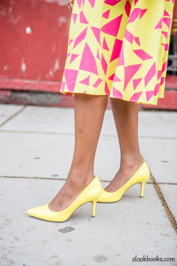 How to Style a Yellow Skirt16