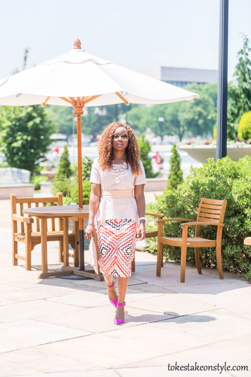 Print Skirt and Pastel Top-3 Ways11