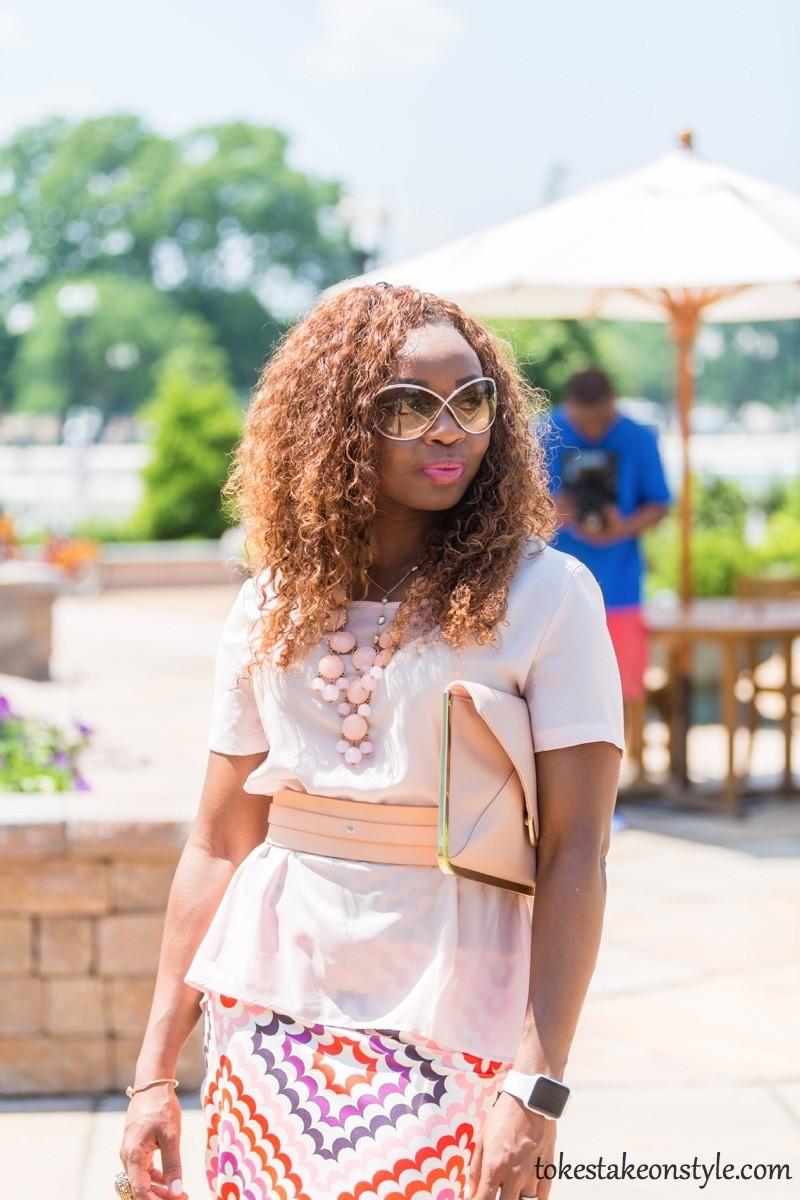 Print Skirt and Pastel Top-3 Ways15