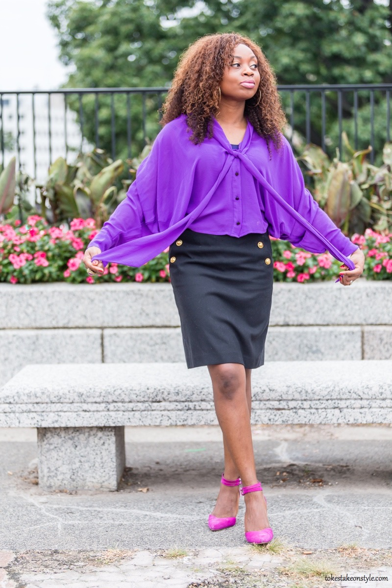 fall-style-purple-pussybow-blouse-pink-pumps11