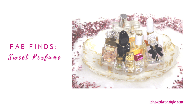 New Year, New You, New Perfume