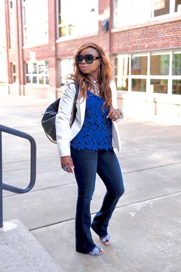 transition-your-summer-wardrobe-to-fall-black-woman-blazer-jeans