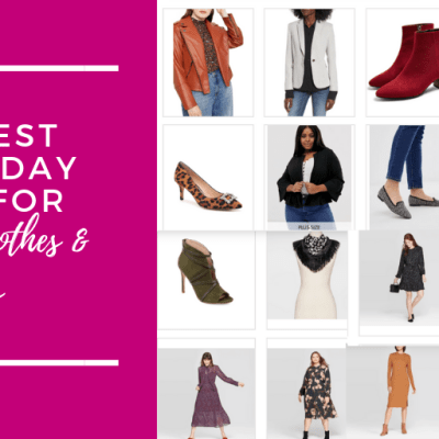 Best Labor Day Sales for Fall Clothes and Shoes