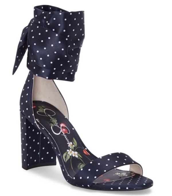 wearable-summer-2020-fashion-trends-ankle-wrap-jessica-simpson-polka-dot-sandals