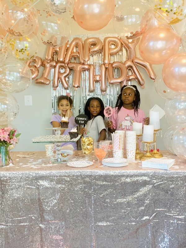 gold-silver-party-decoration-ideas-10th-birthday-decorations-for-girls