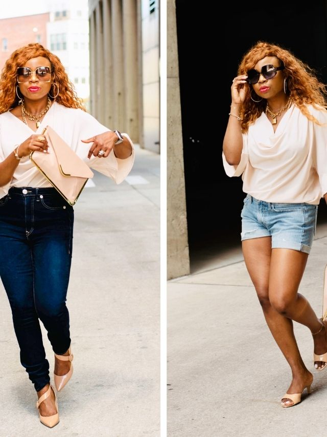 Easy Ways to Switch up your Outfit