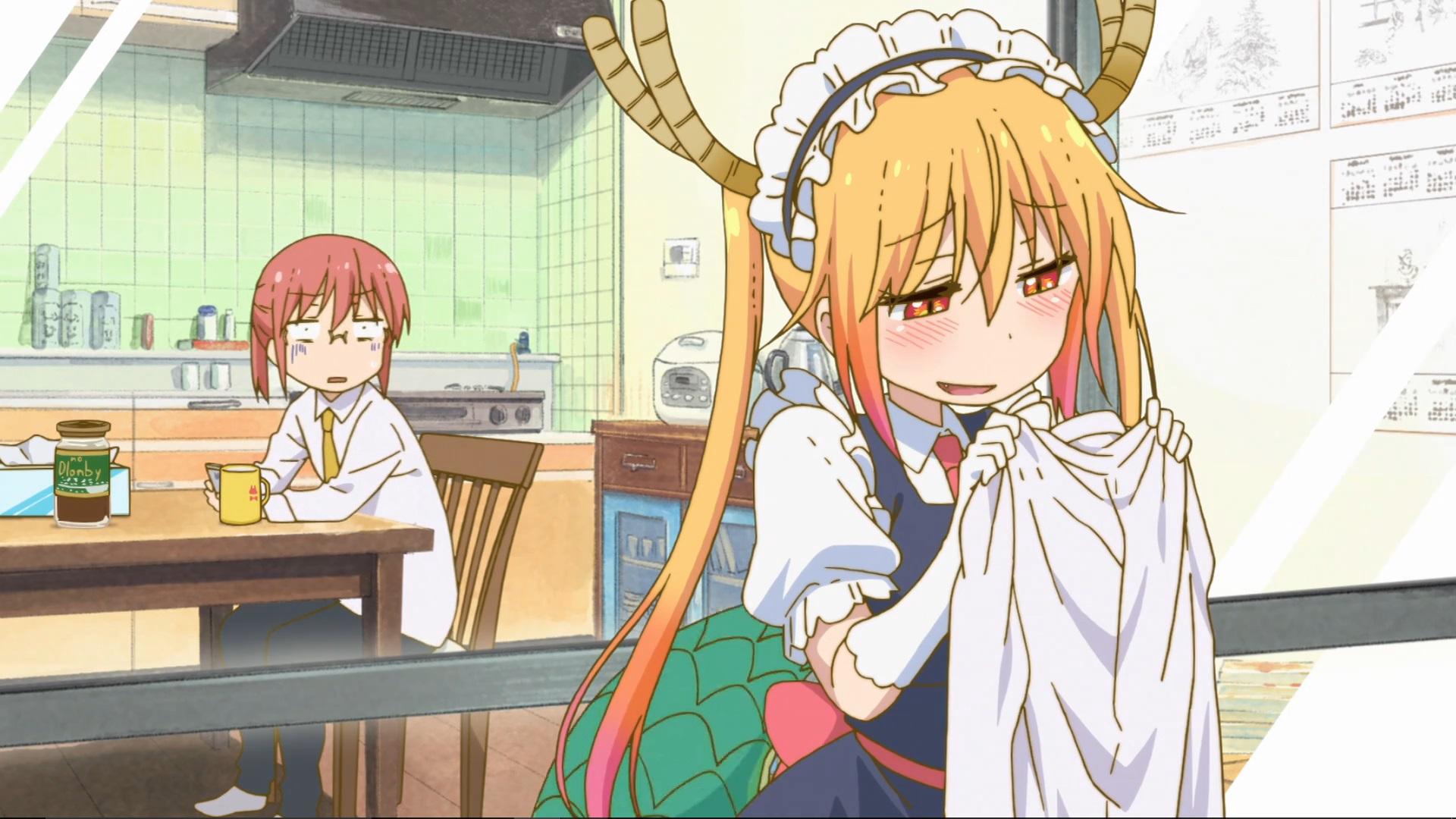Miss Kobayashis Dragon Maid  tokidokigoodish