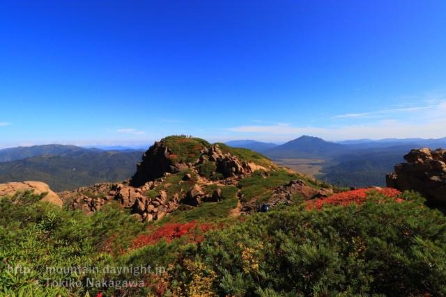 至仏山と尾瀬ヶ原・燧ヶ岳