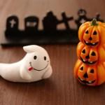 ハロウィン おばけ カレー かぼちゃ