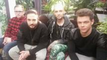 Random Posts Social Media Tokio Hotel Canada