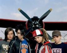 Airport Berlin 2005 Tokio Hotel Guatemala