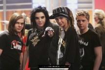 Tokio Hotel Wetten Dass Show 01.04.2006