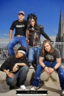 Tokio Hotel- Cleopatra Blue 2006 Tokiohotel