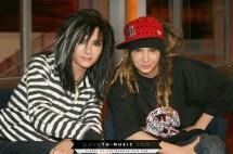 Bill & Tom Kaulitz . Kerner Show Hamburg Germany
