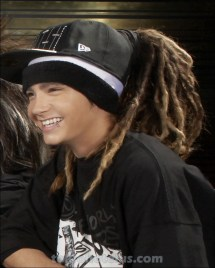 Tom Kaulitz Dreads