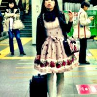 Why do Japanese walk funny?