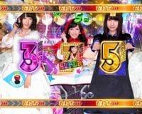 ぱちんこAKB48 ワン・ツー・スリー!! フェスティバル FESTIVAL RUSH サプライズコンサート