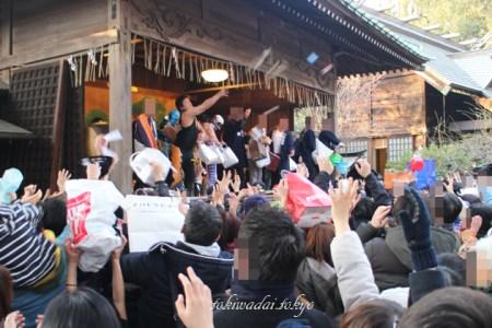 天祖神社(てんそじんじゃ)節分祭(せつぶんさい)【ときわ台駅南口より徒歩1分】