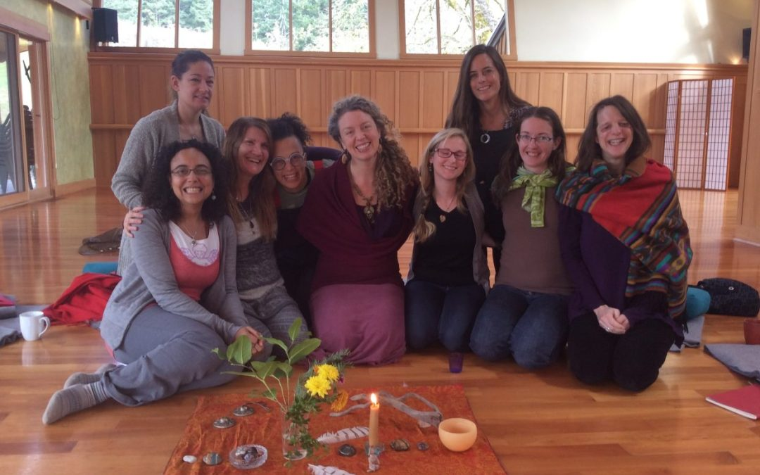 2015 Women's Dreaming Retreat in Photos