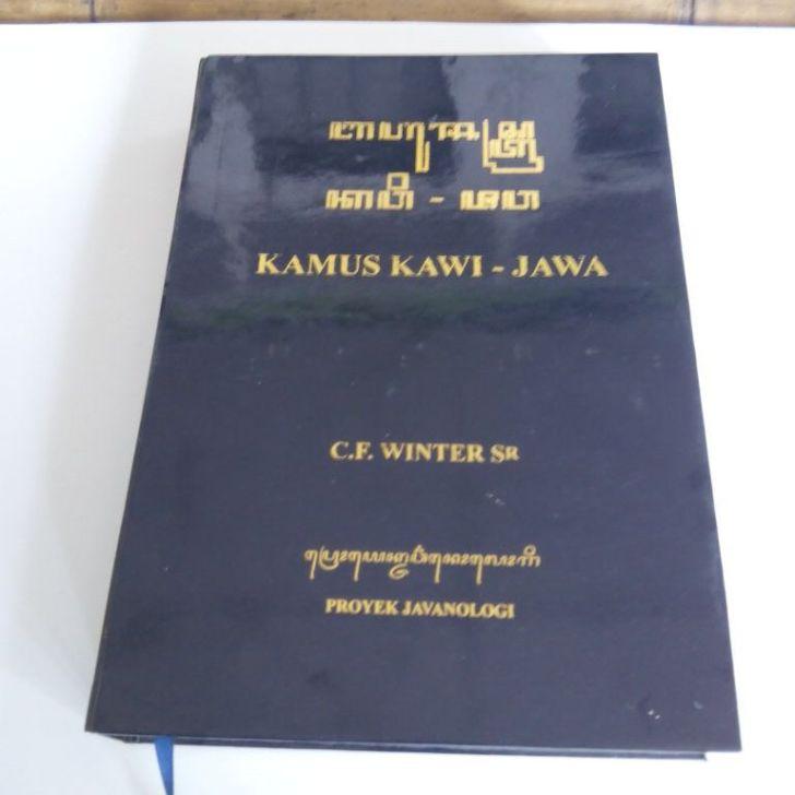 Kamus Kawi Jawa Winter