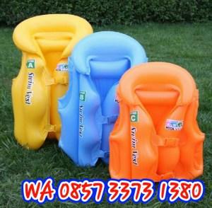 WA 0857-3373-1380 Grosir Baju Pelampung Safety Renang Anak Murah