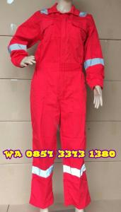 Promo Baju Teamwork | Wearpack Coverall Safety WA 085733731380