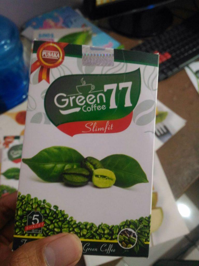 Green Coffe 77 Semarang