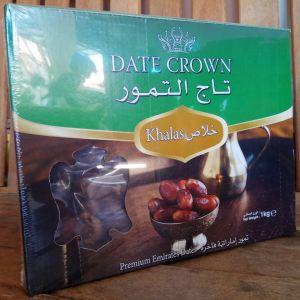 Jual Kurma Date Crown Khalas Semarang