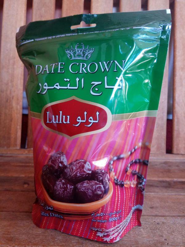 jual Kurma Date Crown Lulu' 500 gram semarang