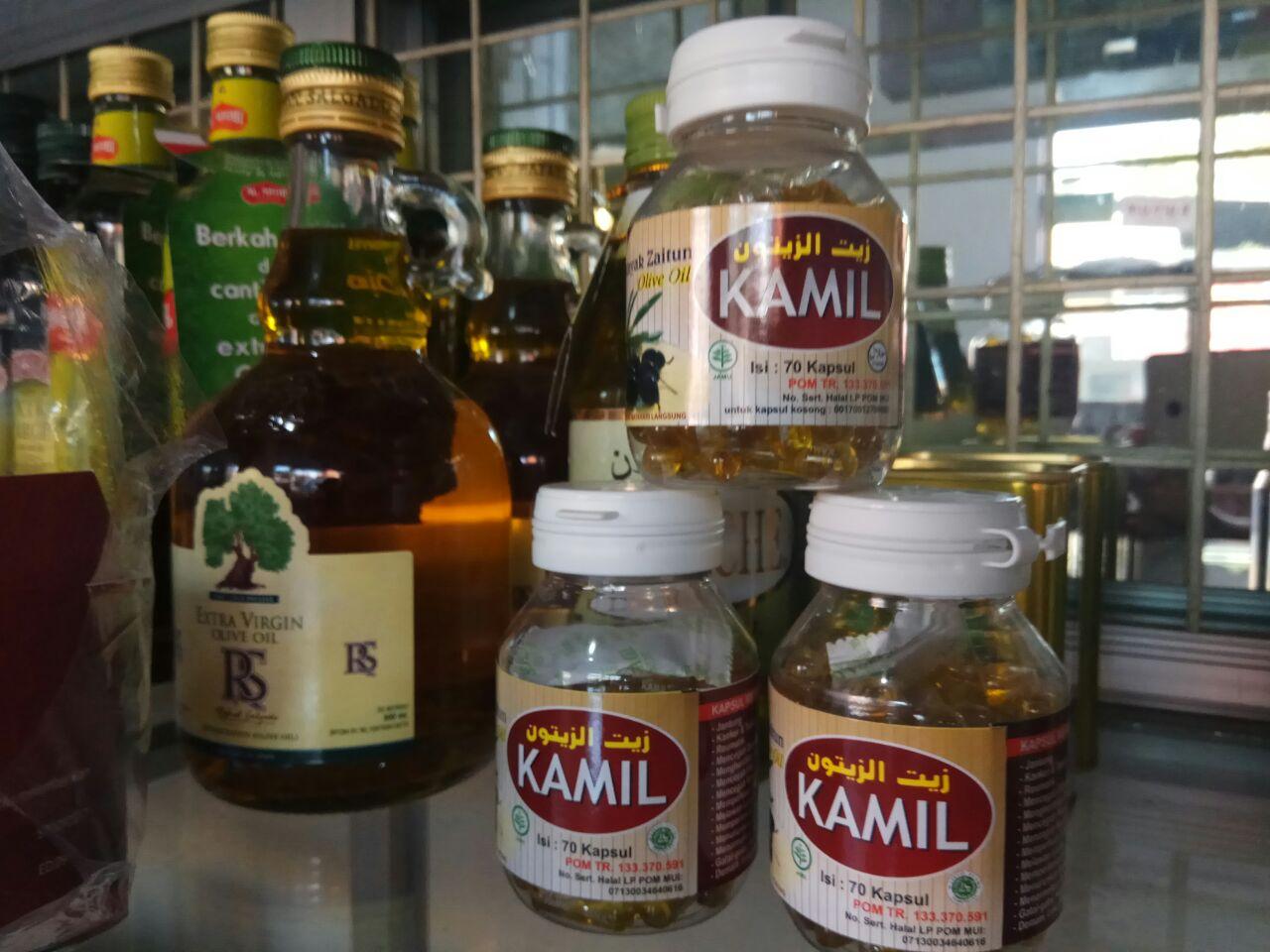jual minyak zaitun kamil semarang