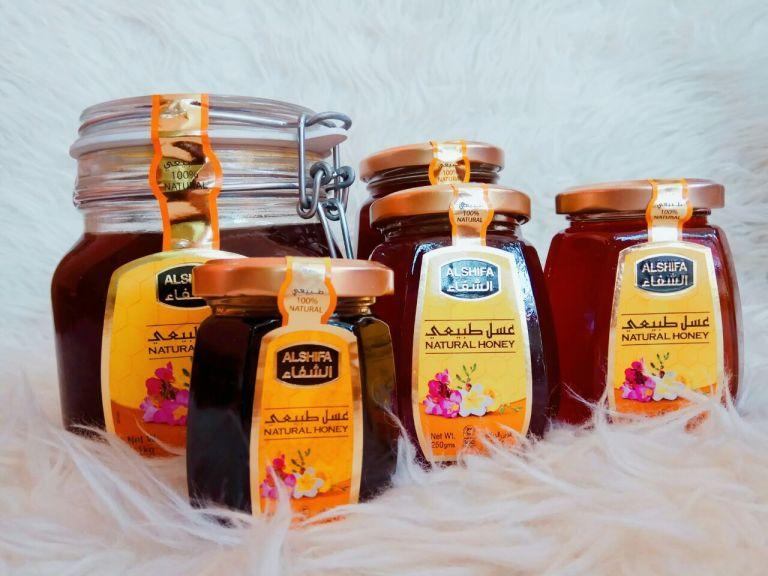 jenis madu arab alshifa