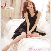 Toko Baju Tidur-BT 653 hitam