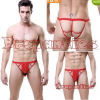 Celana G string Cowok GS 102 Merah
