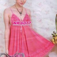 Lingerie tangan pertama - NR 6077 pink