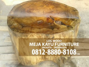 Jual Meja Kayu Mebel Jati Minimalis  WA 081288808108